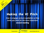 Making the VC Pitch